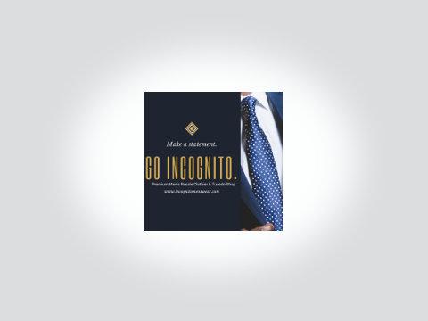 Incognito Menswear