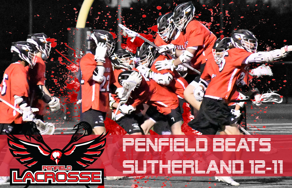 Penfield wins in overtime!